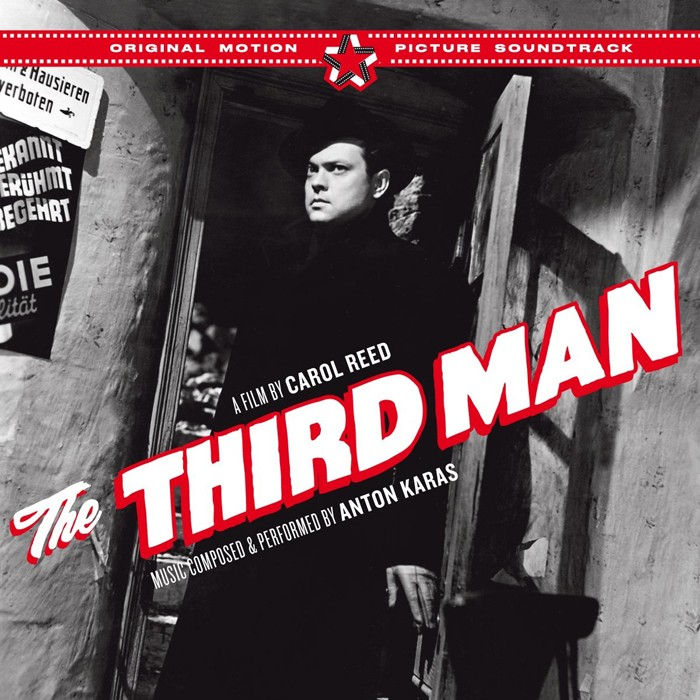 안톤 카라스 (Anton Karas) – The Third Man Theme 가사