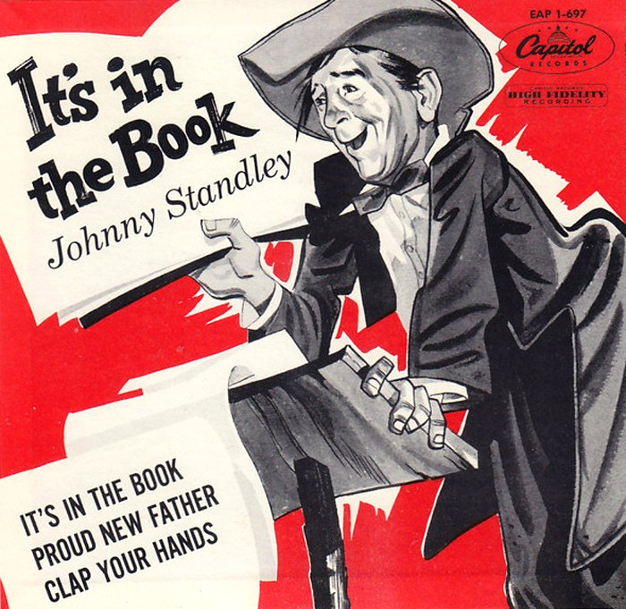 쟈니 스탠들리 (Johnny Standley) – It's in the Book (parts 1 & 2) 가사